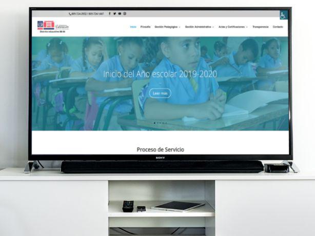 Oficinal Virtual Distrito Educativo 08-06
